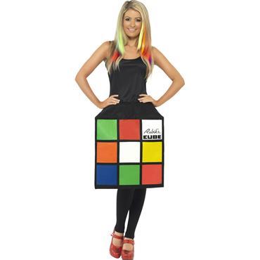 Rubiks Cube Costume
