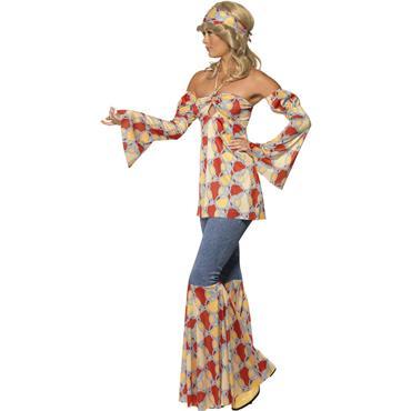Vintage Hippy 1970's Costume