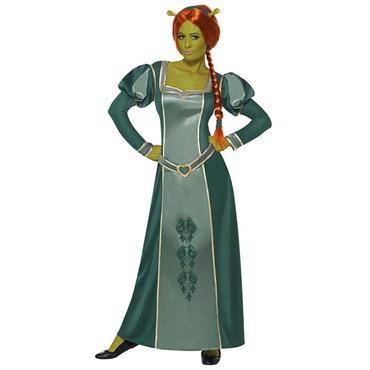 Princess Fiona (Shrek) Costume