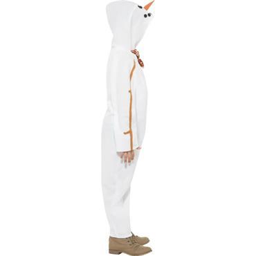 Snowman Boy Costume