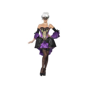 Midnight Baruoque Masquerade Costume