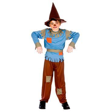 Scarecrow Boy Costume