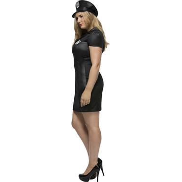 Curves Cop Costume