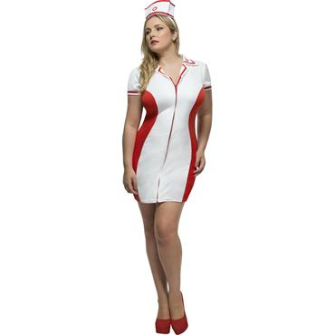 Curves Nurse Costume