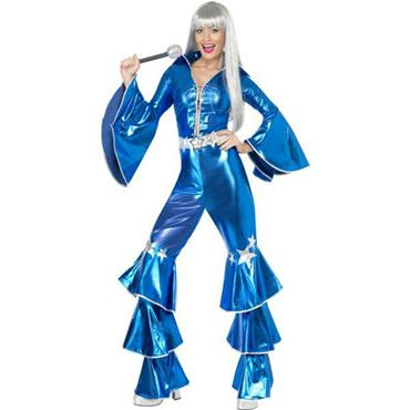 1970s Dancing Dream (Blue) Costume