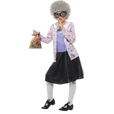 David Walliams Gangsta Granny Costume