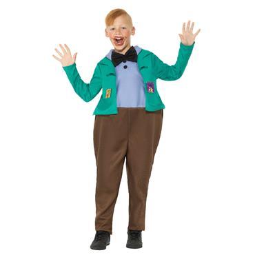 Roald Dahl Agustus Gloop Costume