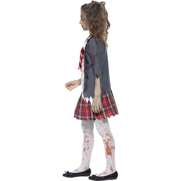 Zombie School Girl Shirt