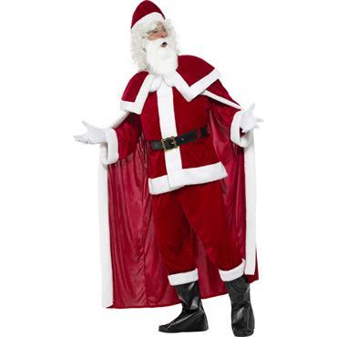 Deluxe Santa Claus Costume
