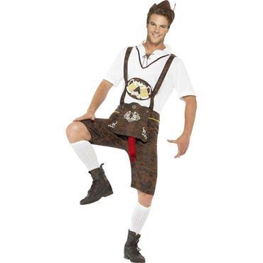 Brad Wurst Costume