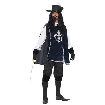 Muskateer Male Costume