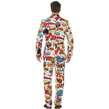 Comic Strip Suit