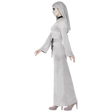 Gothic Nun Costume