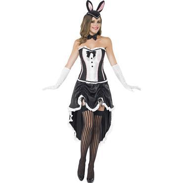 Bunny Burlesque Costume