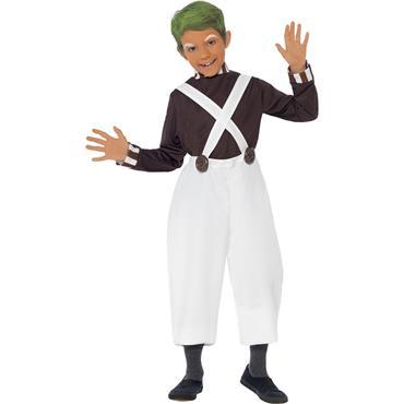 Candy Creator Boy Costume