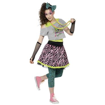 80s Wild Child Costume