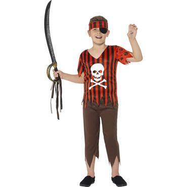 Jolly Rodger Pirate Costume