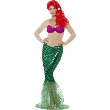 Deluxe Sexy Mermaid Costume - Ariel