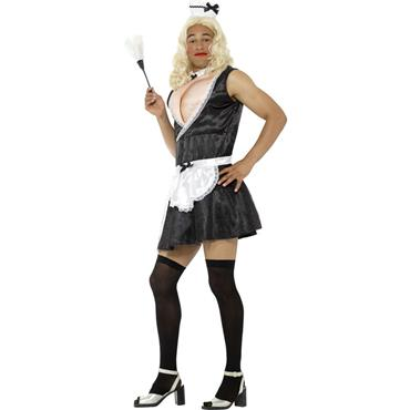 French Maid Costume - Stag