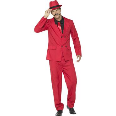 Zoot Suit - Red