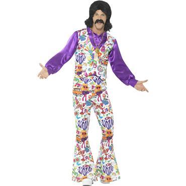 60's Groovy Hippie Costume