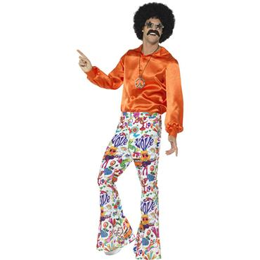 Flared Trousers - 60's Groovy