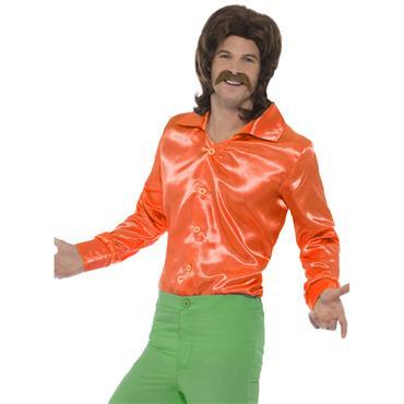 60's Shirt - Orange