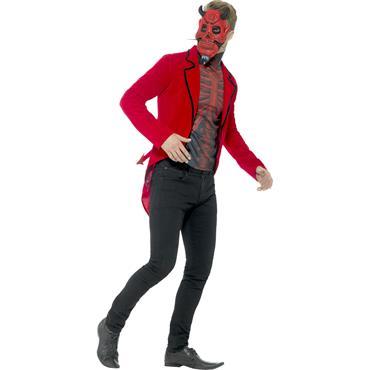 Day of the Dead Devil Costume