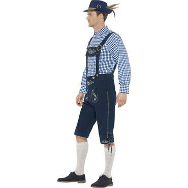 Deluxe Rutger Bavarian Costume