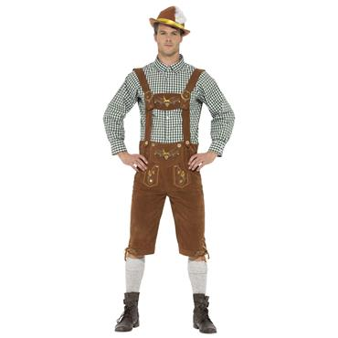 Deluxe Hanz Bavarian Costume