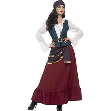 Deluxe Pirate Buccaneer Costume