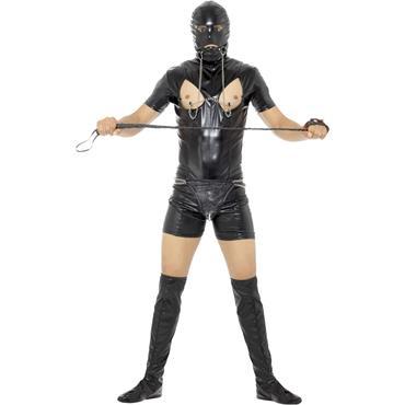 Bondage Gimp Costume - Stag