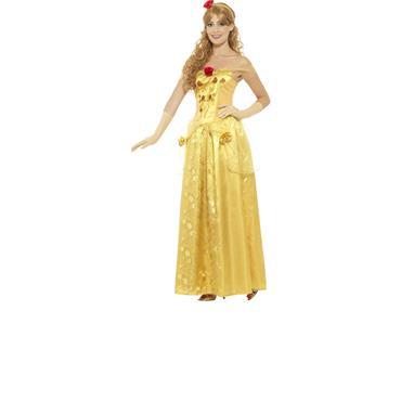Golden Princess Costume - Belle