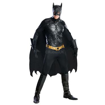 Super Deluxe Batman Dark Night Costume