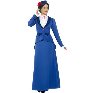 Victorian Nanny Costume - Mary Poppins