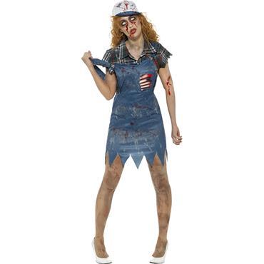 Zombie Hillbilly Costume