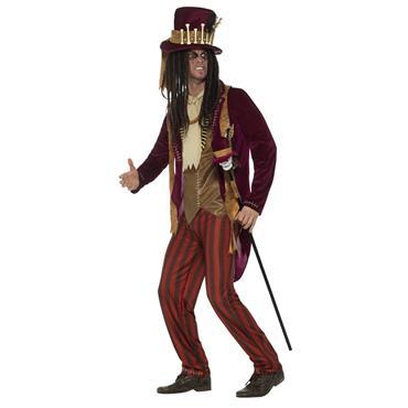 Deluxe Voodoo Doctor Costume