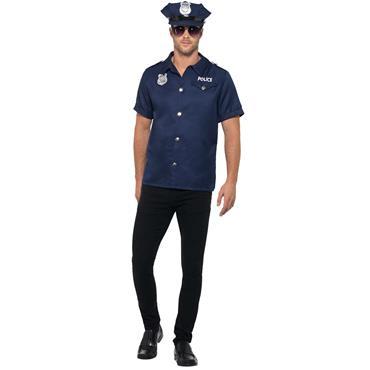 US Cop Costume