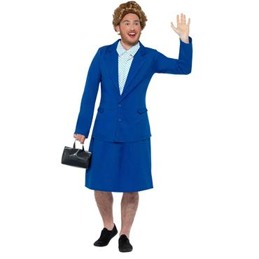 Iron Lady Minister Costume (Thatcher)