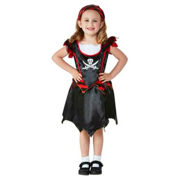 Toddler Pirate Skull Dress