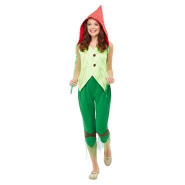 Toadstool Pixie Costume