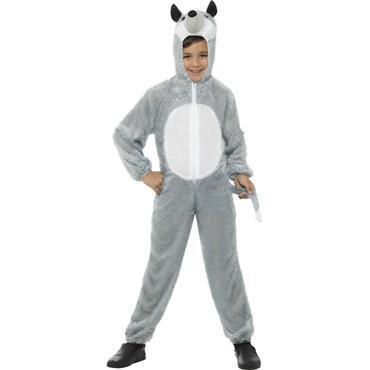 Wolf Costume (Child)