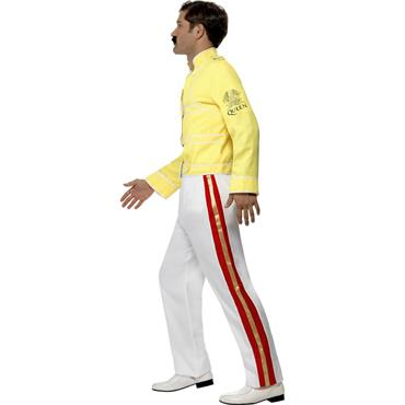 Queens Freddy Mercury Costume
