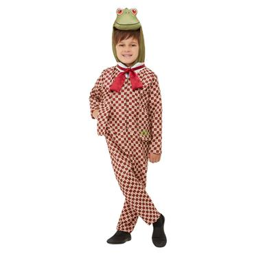 Wind in the Willows Toad Costume