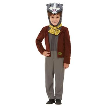 Wind in the Willows Badger Costume