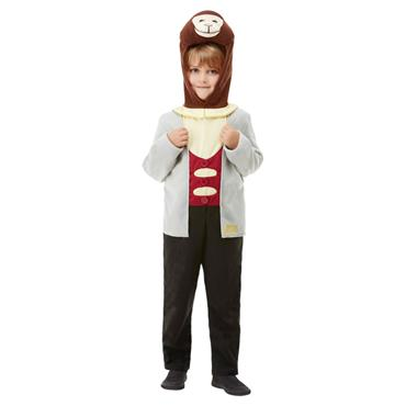 Wind in the Willows Mole Costume