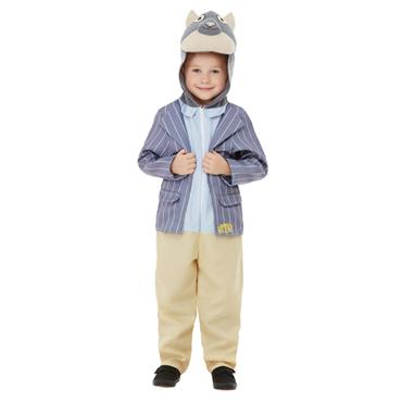 Wind in the Willows Ratty Costume