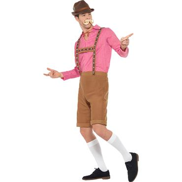 Mr Bavarian Costume