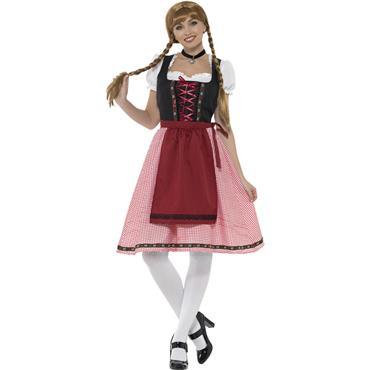 Bavarian Tavern Maid Costume