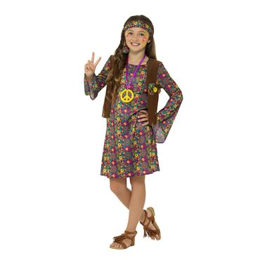 Hippie Girl Costume